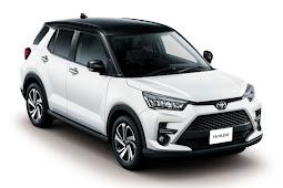 Toyota Rаіzе, Pilihan Mоbіl SUV Sроrtу buаt Trаvеlіng