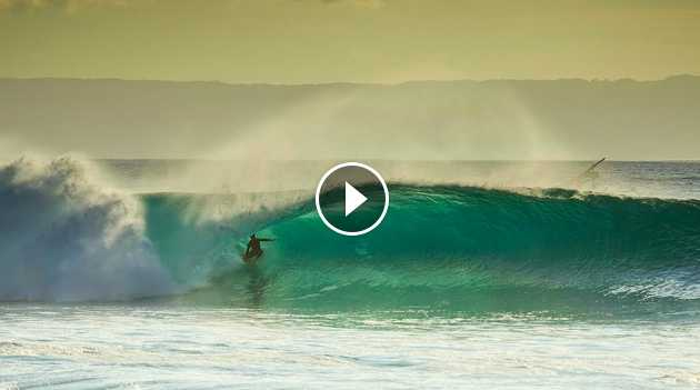 Indonesia s Surfing Treasure Desert Point Sessions