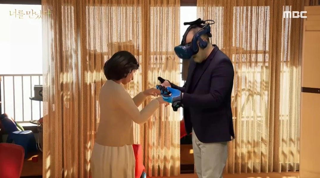Photo of [الآراء] رجل كوري يلتقي بزوجته الراحلة بعد 4 سنوات من وفاتها عن طريق الواقع الافتراضي