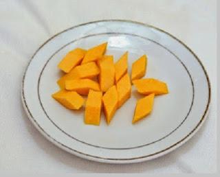 Potongan sayur lozenge - berbagaireviews.com