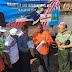 Menteri Kebajikan Myanmar Terima Barang Bantuan Misi Flotilla