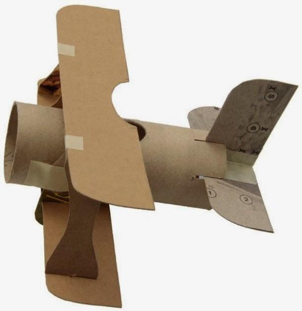 Goede Afvalkids: Knutselen met karton PB-86