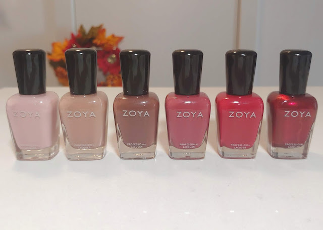 Zoya Sensual 2019 Collection ~ Review