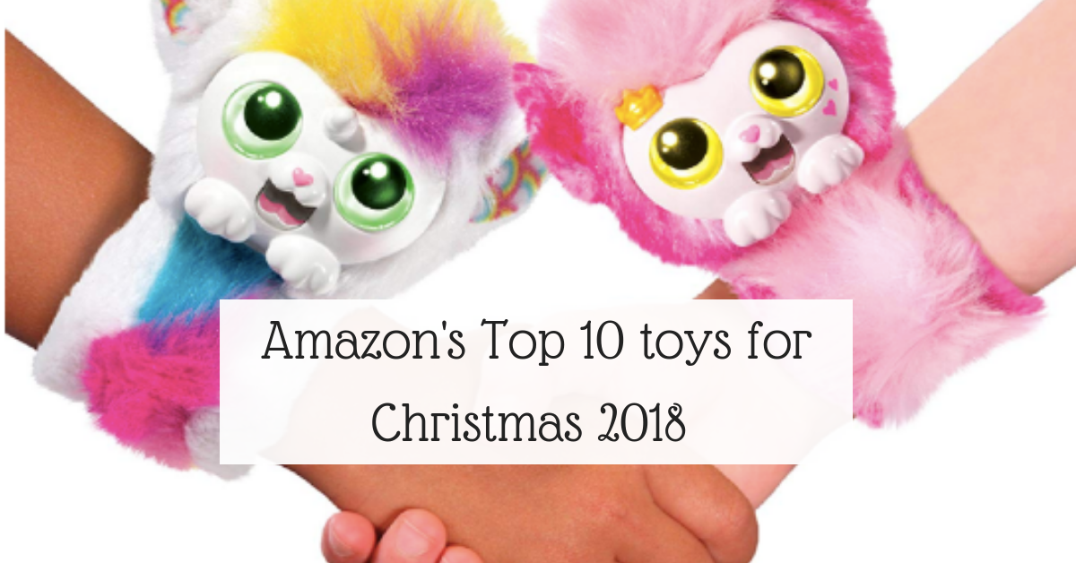 Amazon's Top 10 toys for Christmas 2018