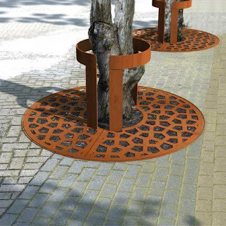 desain pelindung pohon , Protective design tree