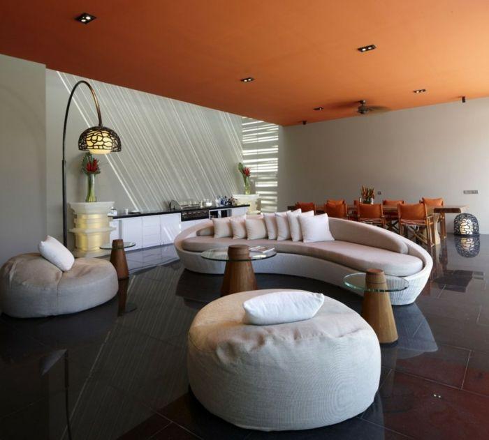 Ideas de diseños de salas modernas - Colores en Casa