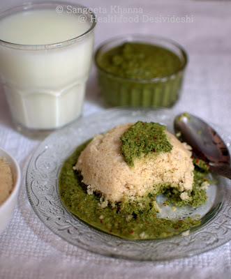 soybean supplemented idli
