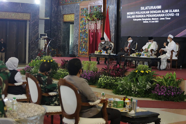 Sulitnya meyakinkan masyarakat Bangkalan bahaya Covid