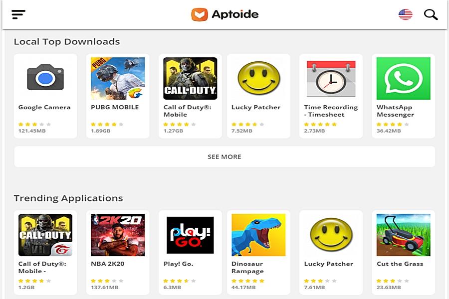 أفضل 10 مواقع بديلة لمتجر جوجل بلاي Google Play لتحميل التطبيقات والالعاب مجانآ