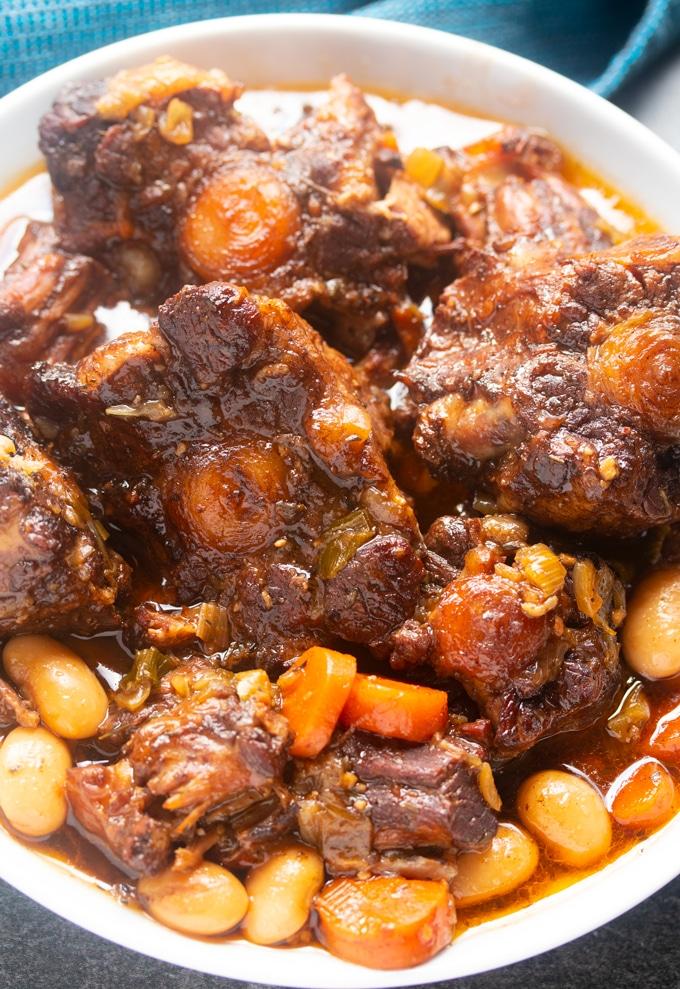★★★★★ |   Jamaican Oxtails Recipe