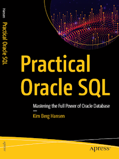 Practical Oracle SQL front cover