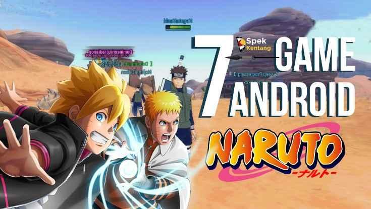 7 Game Naruto Terbaik di Android 2020