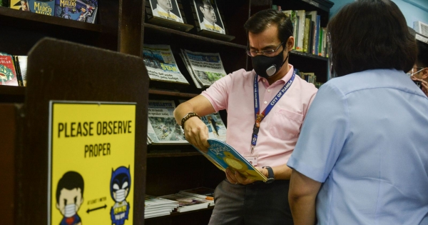 Upgraded Manila City Library launched