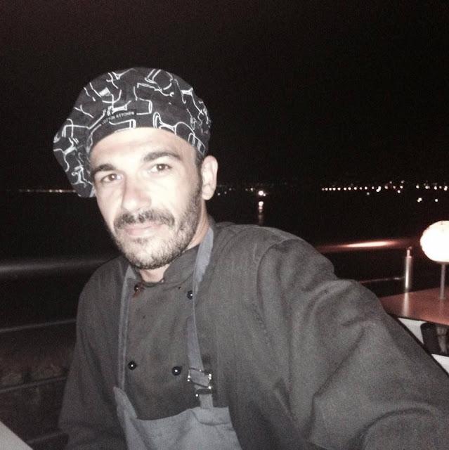 Theodoros Aletris Master Chef