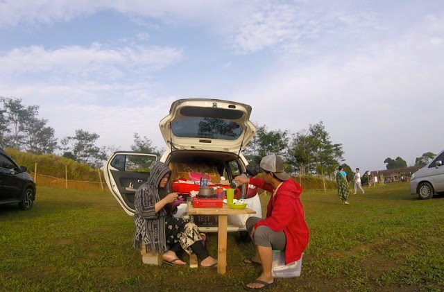 mini camper SND puncak halimun