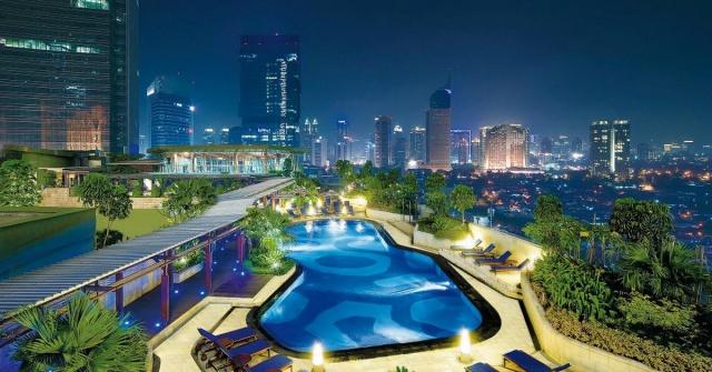 Review Hotel Kempinski, Hotel Termahal di Jakarta