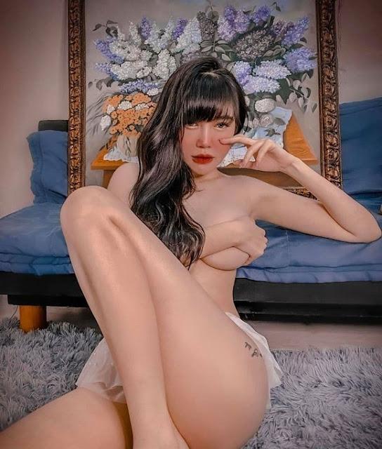 Elly Trần liên tiếp tung ảnh khỏa thân 'đốt mắt' người nhìn giữa tin đồn hôn nhân rạn nứt