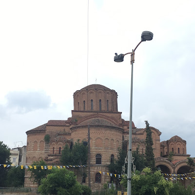 Salonicco Chiesa Profeta Elia