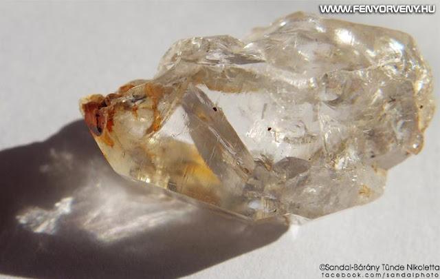 Kristálygyógyászat/Gyógyító kövek: Herkimer gyémánt