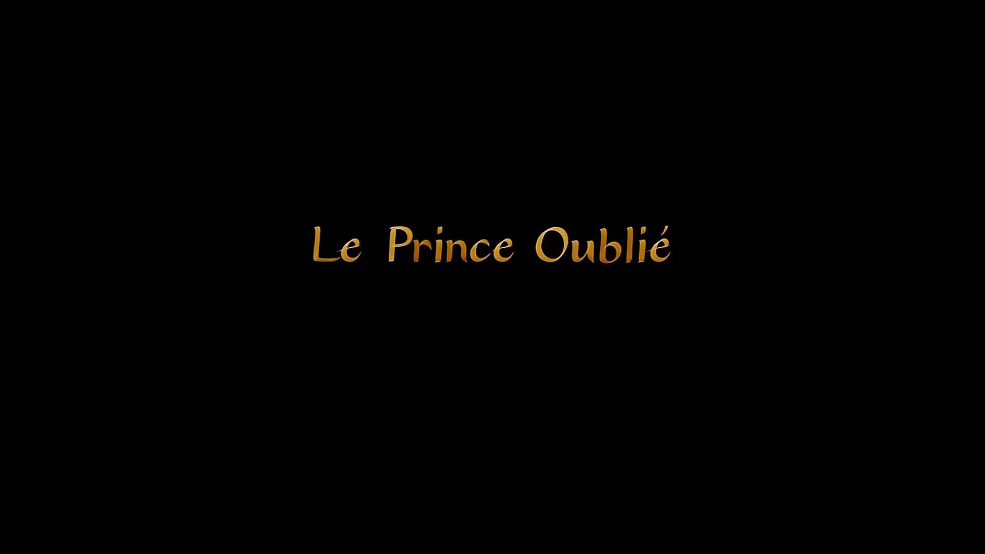 El príncipe olvidado (2020) 1080p Remux Latino