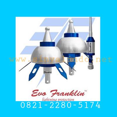 PONDOK PINANG # Penangkal Petir Sistem Elektrostatis SNI