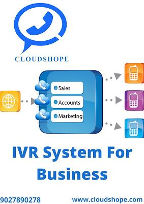IVR System For Business