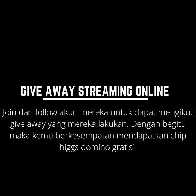 Give Away Chip Higgs Domino Gratis