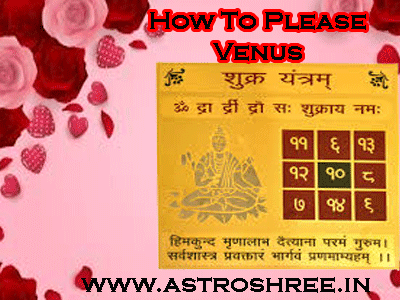 how to please venus, tips by astrologer