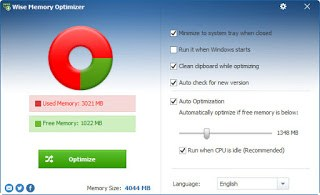 Wise Memory Optimizer 3.61.105