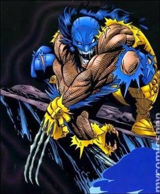 Versión diferente de Wolverine