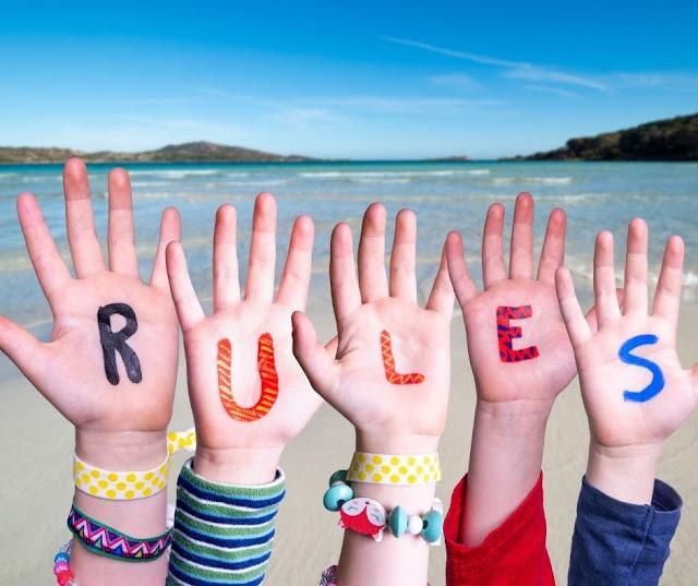 Menerapkan Aturan dan Batasan yang Jelas Untuk Anak Anda