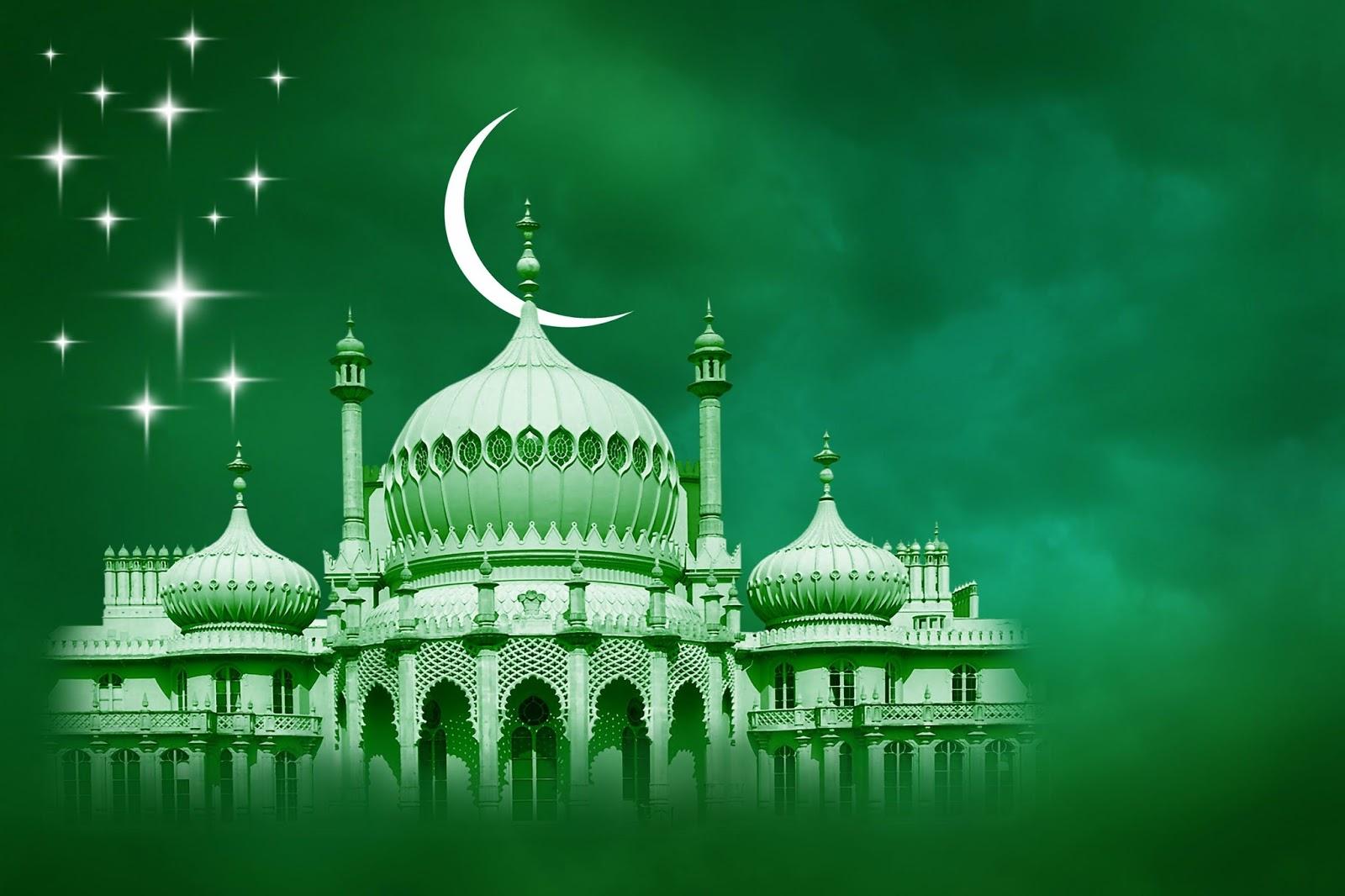 Download 580 Background Islami Kosong HD Terbaik