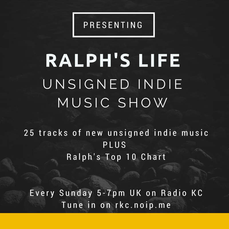 Ralph's Life Indie Music Blog: Ralph's Top 10 Blogged Band