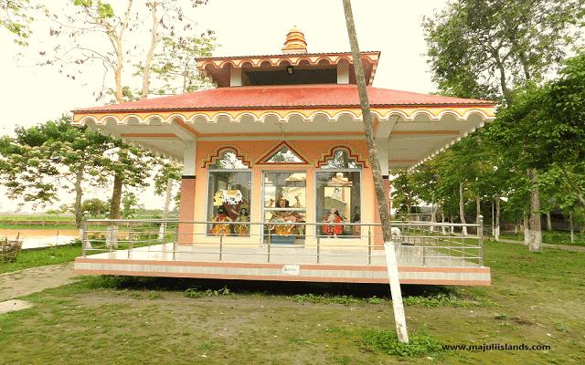 Dakhinpat Satra Museum Of Majuli Island