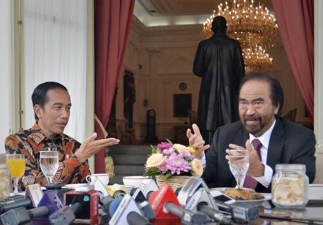NasDem Klaim Paloh Layak Jadi Cawapres Jokowi