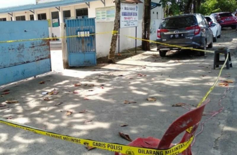 Usai Terlibat Perkelahian, Ketua RT di Kabil Tewas Ditikam Tetangganya