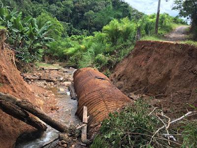 Prefeitura de Registro-SP atende 65 famílias atingidas pelas cheias