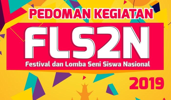 Pedoman FLS2N SMA Tahun 2019