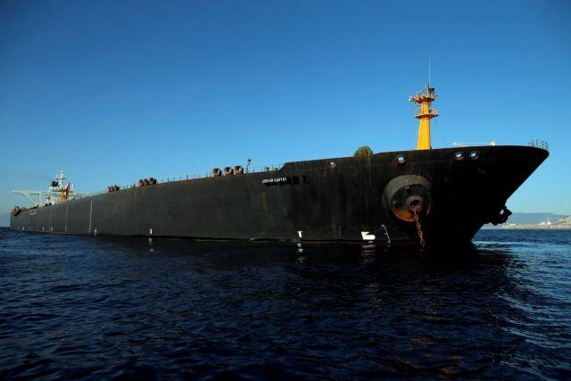 Grace 1: Το ιρανικό δεξαμενόπλοιο κατευθύνεται στην Καλαμάτα