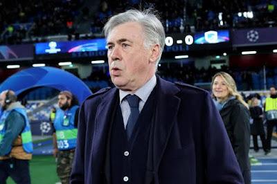 Carlo Ancelotti: Napoli Sack Manager Despite Champions League Progression