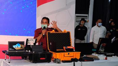 Gelar Police Expo, Kapolda Riau : Saya Ingin Lindungi Riau dari Segala Tindak Kejahatan