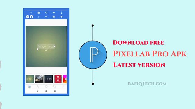 تحميل تطبيق PixelLab mod Premium 2020- أحدث إصدار
