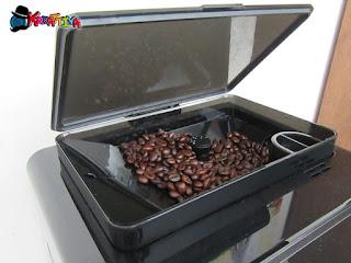 macina caffè integrato Power Matic-ccino 6000