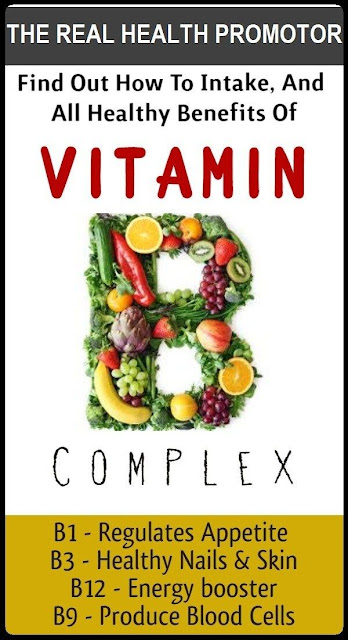 The Health Benefits Of Vitamins B-Complex