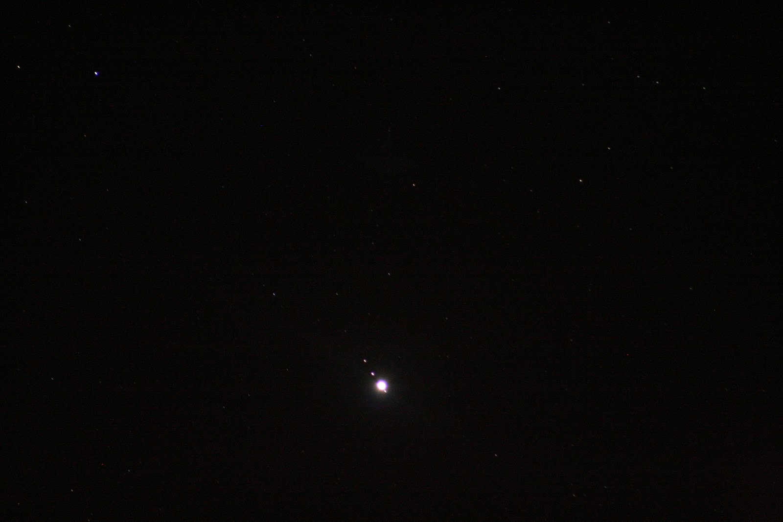 Jupiter with Canon Digital Rebel XT 300mm