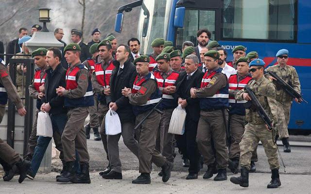 Τουρκία: Σήμερα η ετυμηγορία για τους 224 κατηγορούμενους για το αποτυχημένο πραξικόπημα του 2016