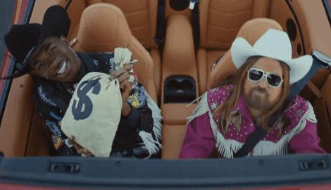 Not Pianika & Lirik Lagu Old Town Road - Lil Nas X ft. Billy Ray Cyrus