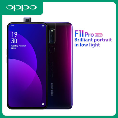 Review Oppo F11 Pro 6/128 GB