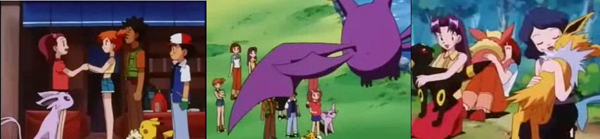 Pokemon Capitulo 17 Temporada 5 Espeon No Incluido