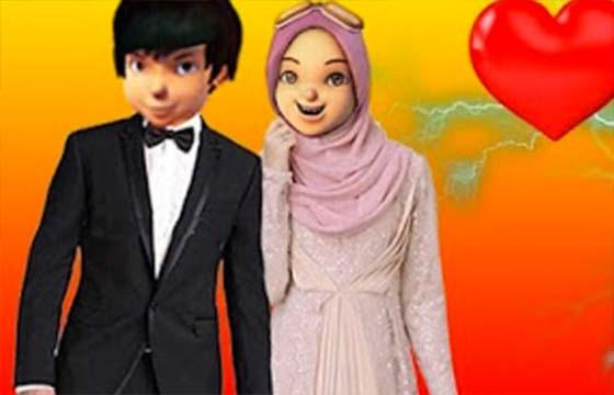 Boboiboy Kahwin Dengan Yaya, Upin Ipin Kak Ros Tak Pakai Baju Dan Melahirkan